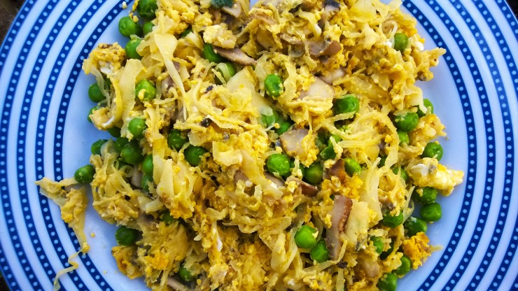 Greenbird Living Sauerkraut Scramble 1