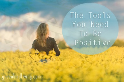 The Tools You Need To Be Positive And Counter Negativity Greenbird Living Rebecca Storch