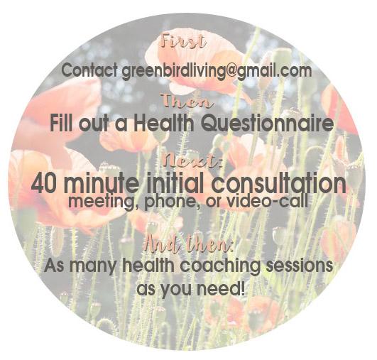 How Greenbird Living Health Coaching Works
