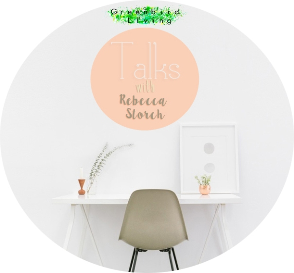 Talks with Rebecca Storch