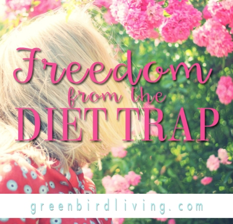 freedom from diet trap rebecca storch