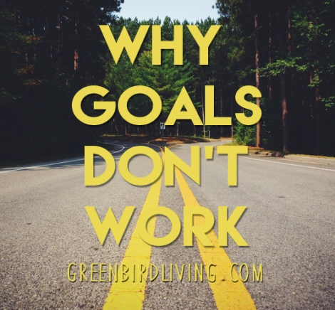 WHY GOALS DONT WORK